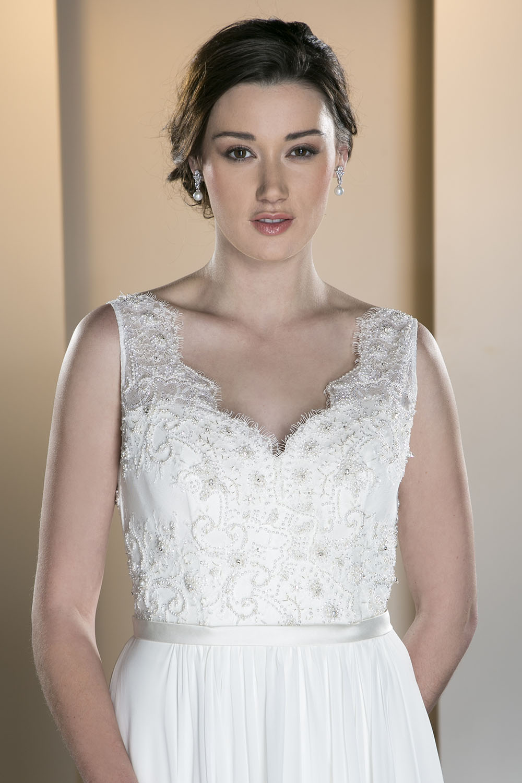 Georgia - Wedding Dress - Calèche Bridal