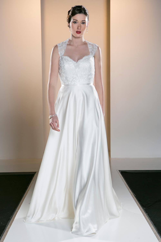 Anna – Wedding Dress   Calèche Bridal