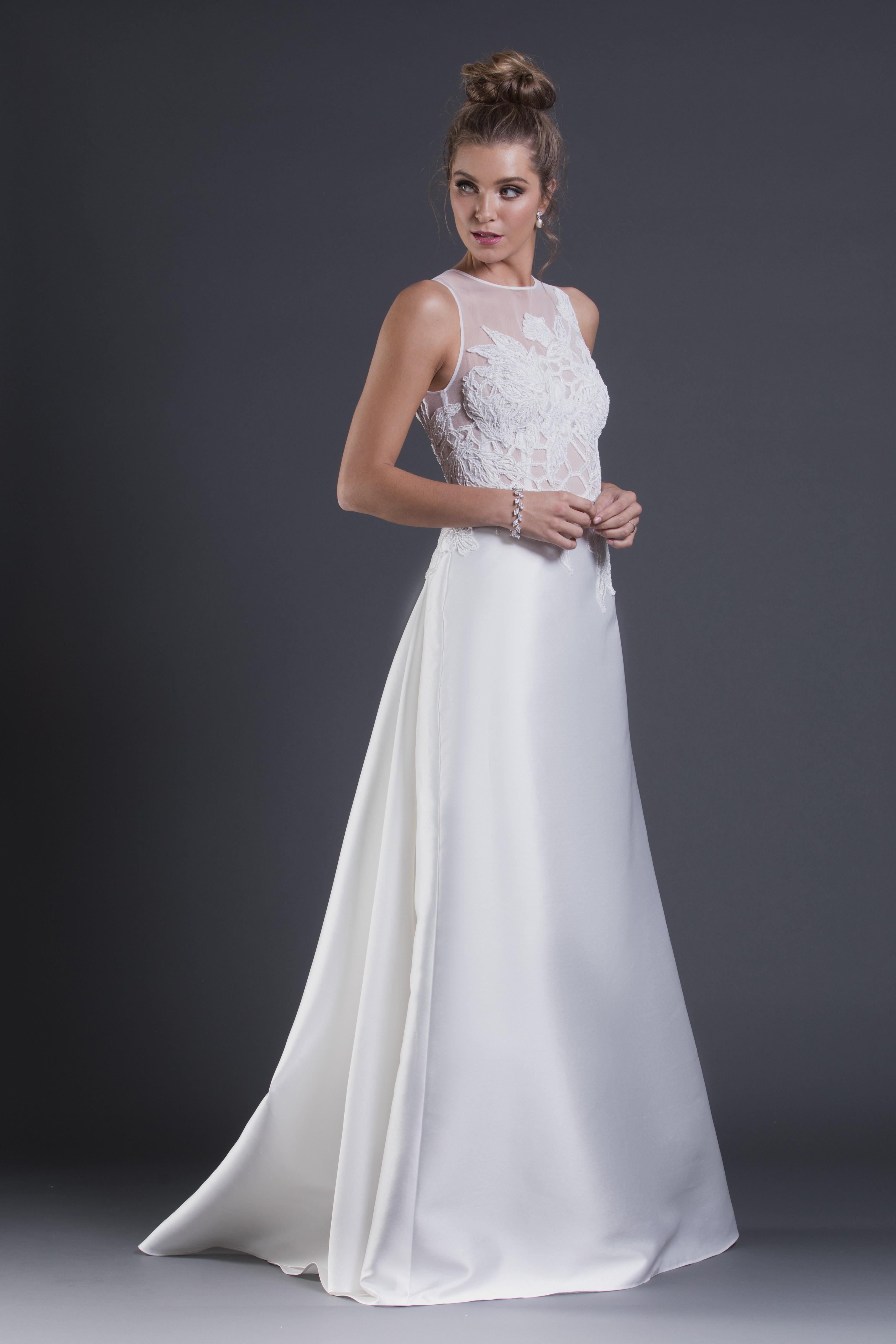 Ella – Wedding dress | Calèche Bridal