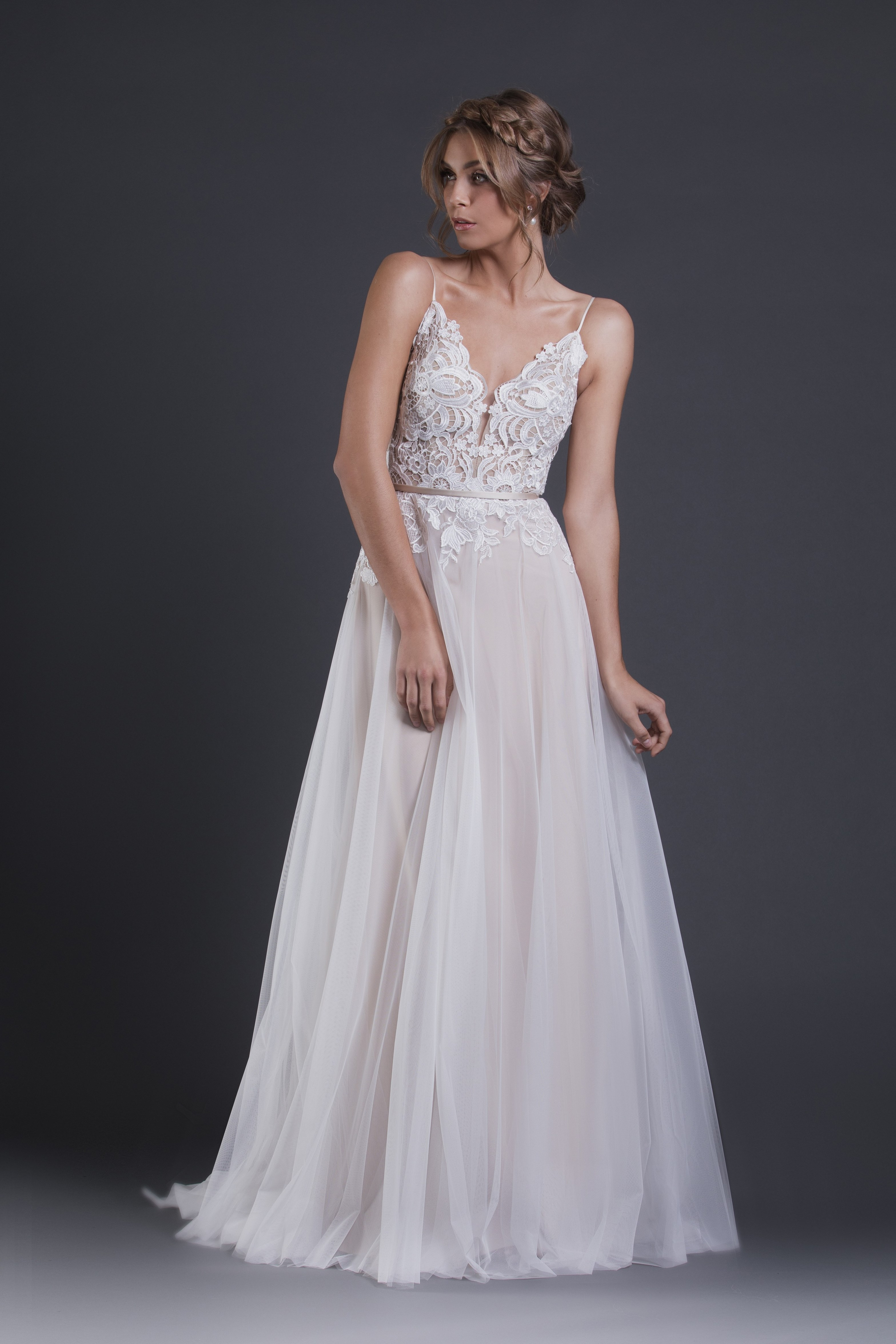 Isabella – Wedding dress | Calèche Bridal