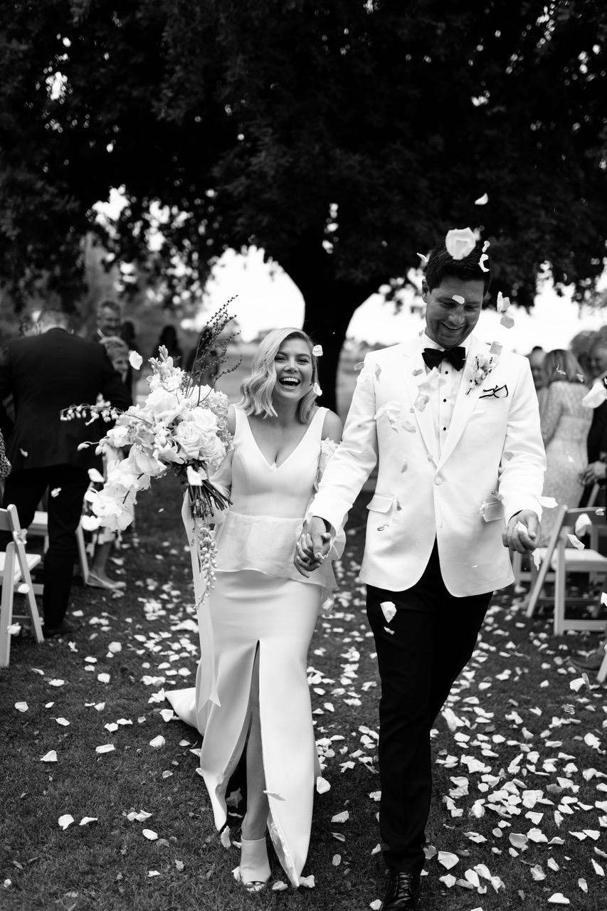 Amy and Nicholas Ceremony