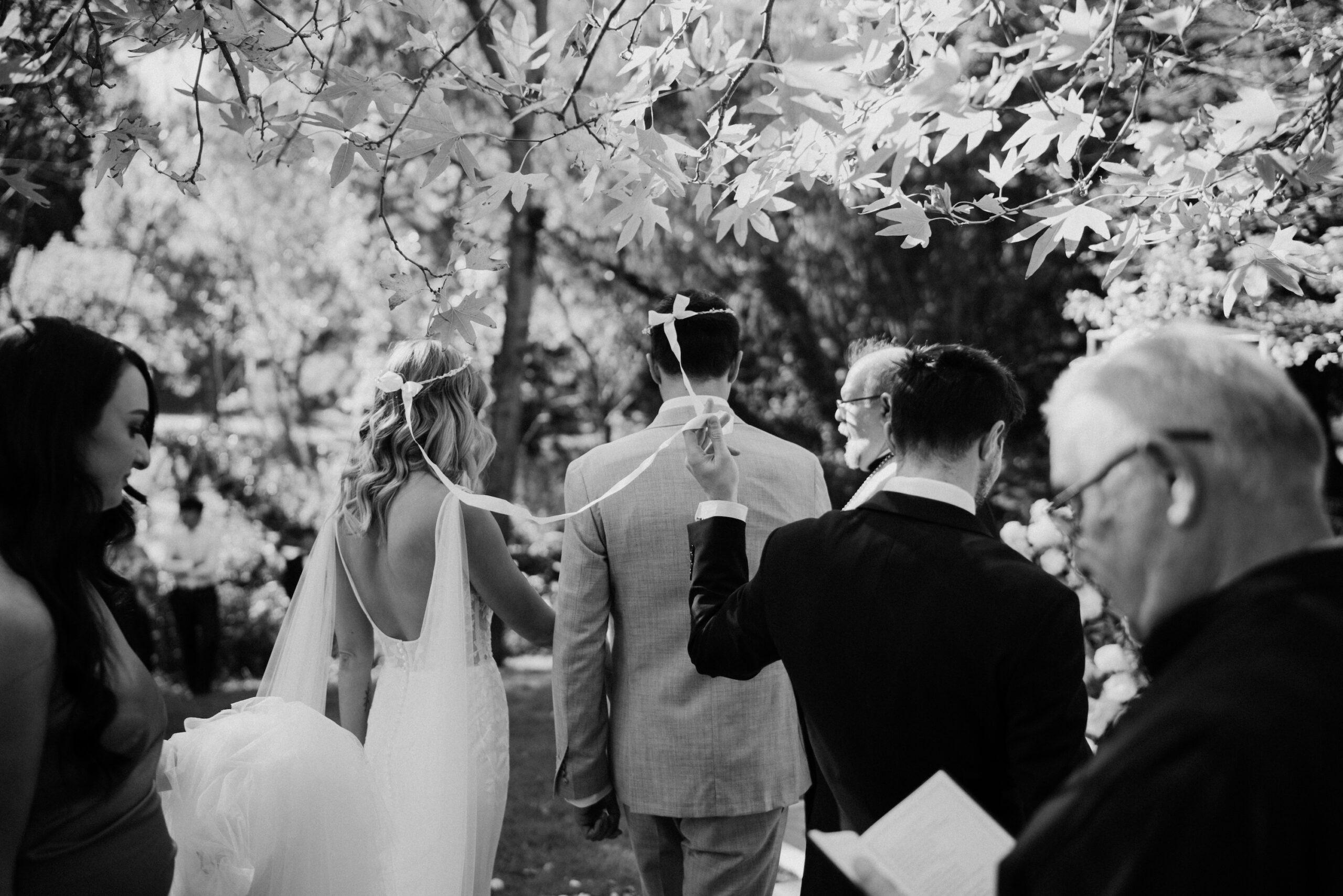 Kayla and Jonathon ceremony