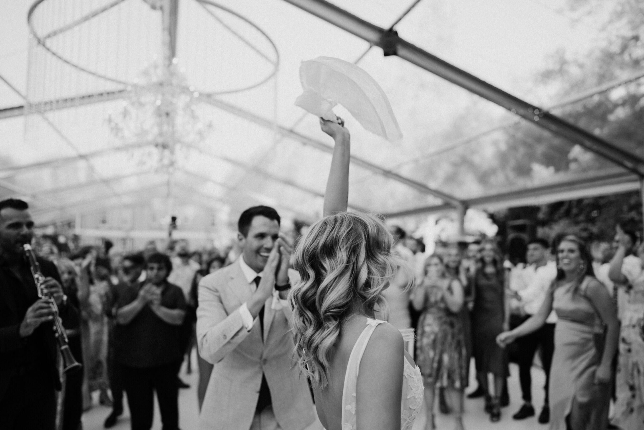 Reception - dancing