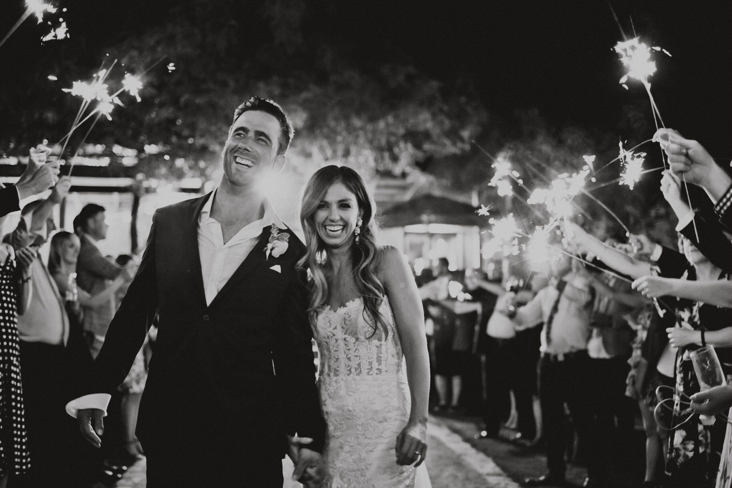 Ashley and Brendan - reception